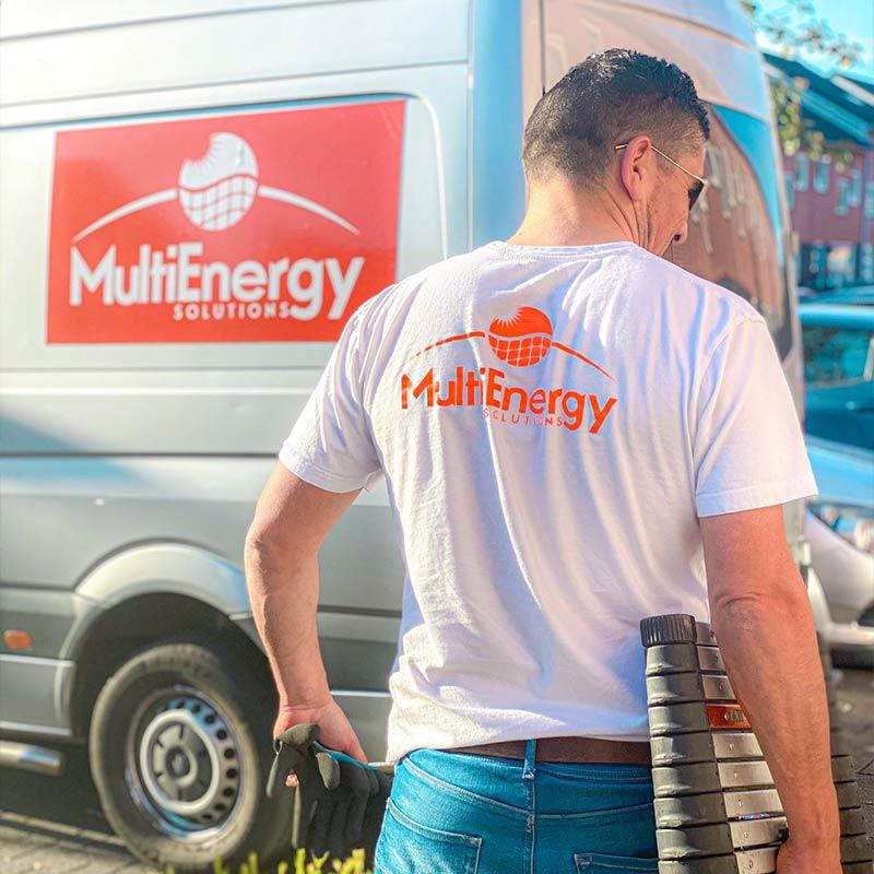 Advies over zonnenpanelen - Yavuz Sogutlu - Multi Energy solutions
