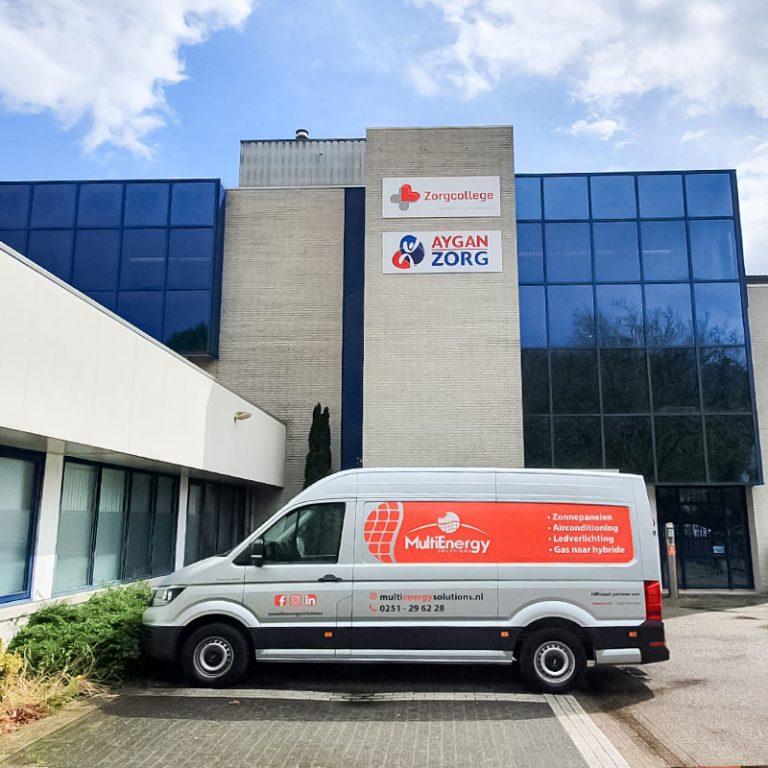 Klimaatbeheersing VRF systemen en airconditioning voor bedrijven - Multi Energy solutions