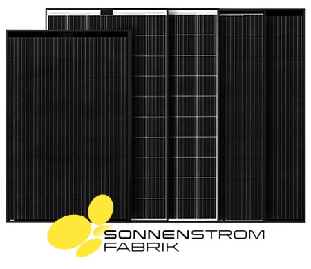 zonnepanelen van sonnestromfabrik - Multi energy solutions