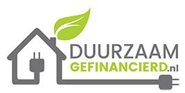 Logo duurzaam gefinancierd - financiering van verduurzaming - Multi Energy Solutions