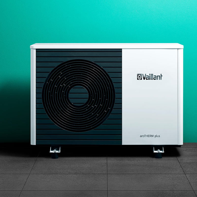 Vaillant arotherm plus lucht-water warmtepomp installateur multi energy solutions
