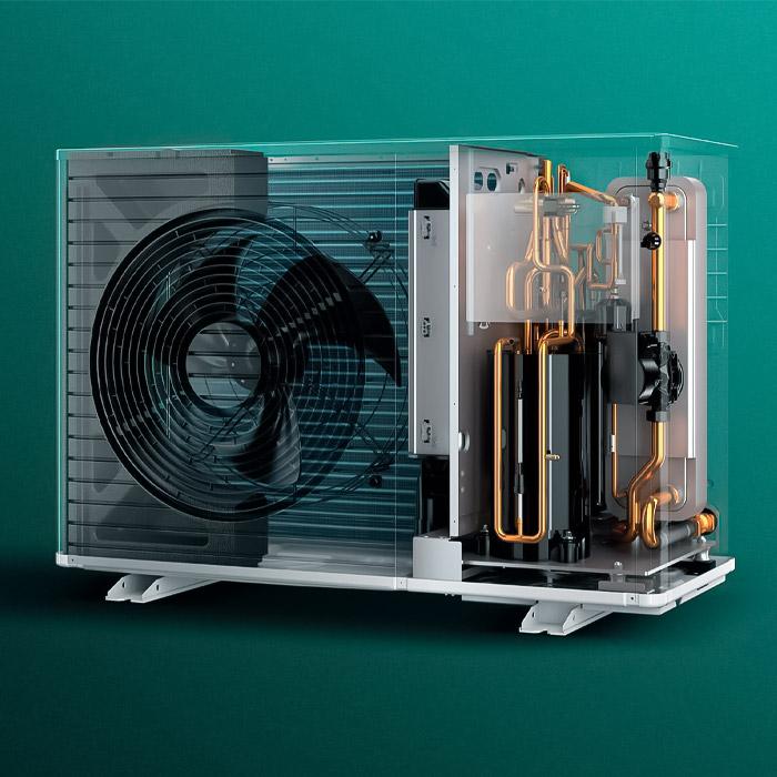 Vaillant warmtepomp - bewezen techniek - warmtepomp installateur multi energy solutions