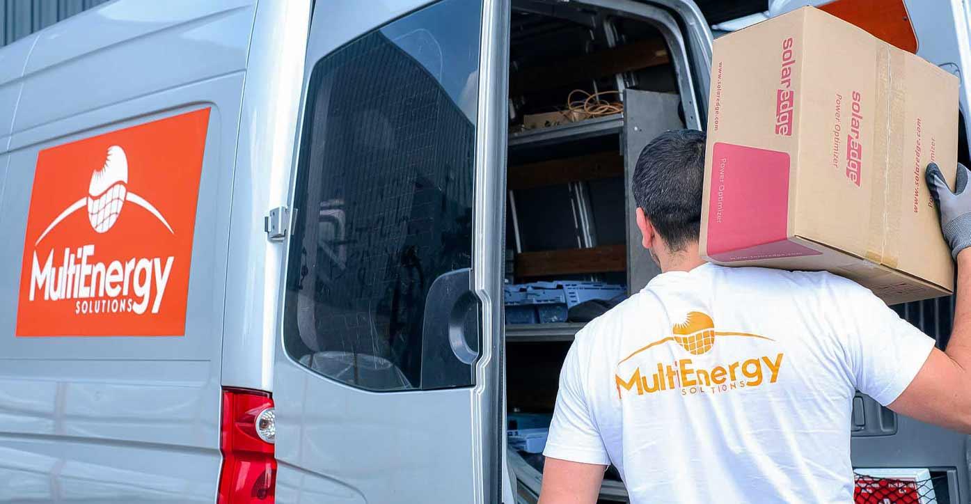 Zonnepanelen airco Installatiebedrijf Multi energy solutions heemskerk