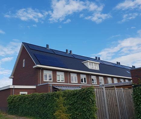 Zonnepanelen installateur VvE - multi energy solutions